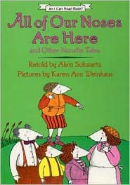 All of Our Noses Are Here and Other Noodle Tales (I Can Read Book Series)