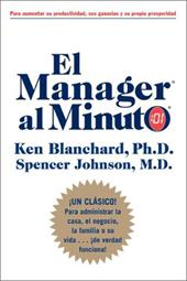 Manager Al Minuto, El - Johnson, Spencer / Blanchard, Ken / Johnson, Constance
