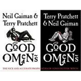 Good Omens : The Nice And Accurate Prophecies Of Agnes Nutter, Witch - Neil Gaiman