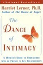 The Dance of Intimacy - Harriet Goldhor Lerner