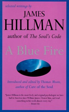 A Blue Fire - Hillman, James