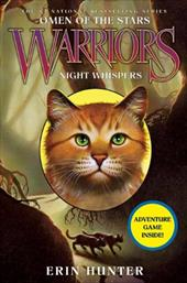 Warriors: Omen of the Stars #3: Night Whispers - Hunter, Erin