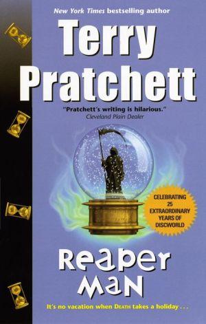 Reaper Man (Discworld Series #11) - Terry Pratchett