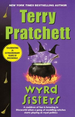 Wyrd Sisters (Discworld Series #6) - Terry Pratchett, Victor Gollancz