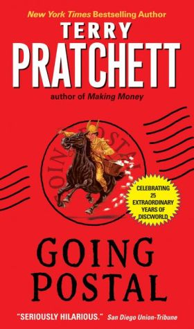 Going Postal (Discworld Series #33) - Terry Pratchett