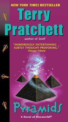 Pyramids (Discworld Series #7) - Terry Pratchett