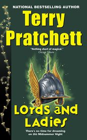 Lords and Ladies (Discworld Series #14) - Terry Pratchett