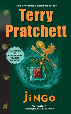 Jingo (Discworld Series #21) - Terry Pratchett