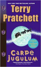 Carpe Jugulum (Discworld Series #23) - Terry Pratchett