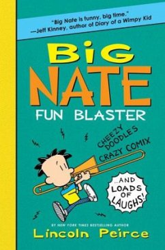 Big Nate Fun Blaster - Peirce, Lincoln