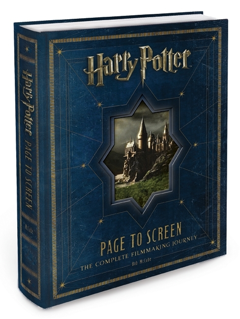 Harry Potter: From Page to Screen als Buch von Bob McCabe - Harper Collins Publ. USA