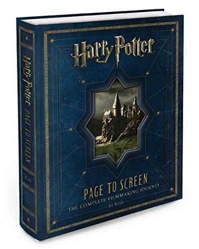 Harry potter: from page to screen - Bob Mccabe (Auteur)