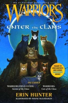 Warriors, Field Guide: Warriors, Enter the Clans - Hunter, Erin