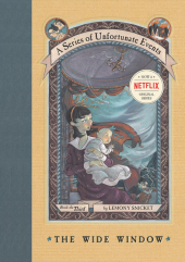 A Series of Unfortunate Events - The Wide Window - Daniel Handler