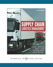 Supply Chain Logistics Management - Donald Bowersox, David Closs, M. Bixby Cooper
