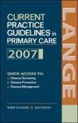 Current Practice Guidelines in Primary Care