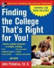 Finding the College That's Right for You! - John Palladino