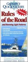 Rules of the Road and Running Light Patterns