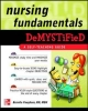Nursing Fundamentals DeMYSTiFieD: A Self-Teaching Guide - Bennita Vaughans