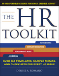 The HR Toolkit: An Indispensable Resource for Being a Credible Activist - Denise Romano