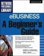 Ebusiness: A Beginner's Guide