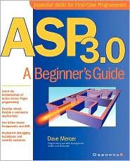 Asp 3.0 - Dave Mercer