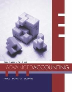 Fundamentals of Advanced Accounting [With Powerweb: Dynamic Accounting Profession] - Hoyle, Joe Ben Schaefer, Thomas Doupnik, Timothy