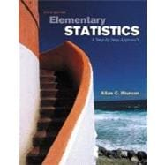 Elementary Statistics: A Step by Step Approach with MathZone - Allan G. Bluman
