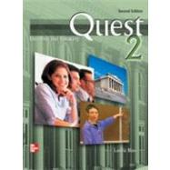 Quest 2 Listening and Speaking Student Book 2nd Edition - Blass, Laurie