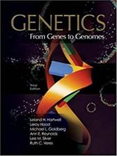 Genetics: From Genes to Genomes - Hartwell, Leland / Hood, LeRoy / Goldberg, Michael L.