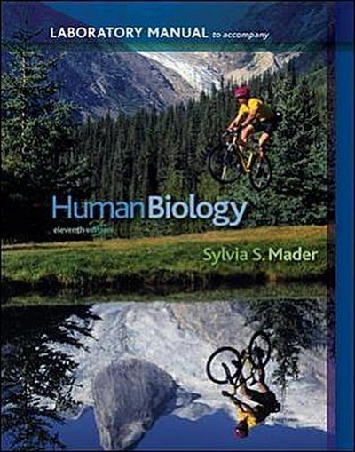 Laboratory Manual to Accompany Human Biology - Sylvia S. Mader