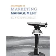 Essentials of Marketing Management - Marshall, Greg; Johnston, Mark