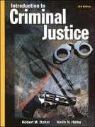 Introduction to Criminal Justice (Hardcover) - Bohm, Robert M. Haley, Keith N.