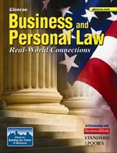 Business and Personal Law: Real-World Connections - Brown, Gordon W. / Sukys, Paul A.