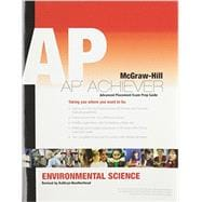 Environmental Science, AP Achiever Test Prep - Cunningham, William