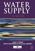 Water Supply - Alan C. Twort, Don D. Ratnayaka, Malcolm J. Brandt, Ratnayaka