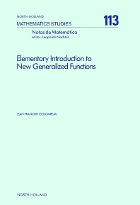 Elementary Introduction to New Generalized Functions