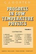 Progress in Low Temperature Physics - Gorter, C J