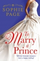 To Marry a Prince - Sophie Page