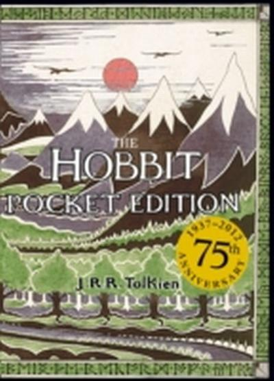 The Pocket Hobbit. 75th Anniversary Edition - John Ronald Reuel Tolkien