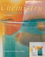 Chemistry: Science of Change