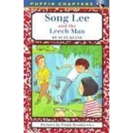 Song Lee and the Leech Man - Suzy Kline