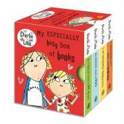 Charlie And Lola: My Especially Busy Box Of Books: Little Library - Aspect, Child, Laure