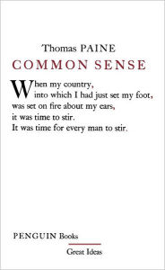 Common Sense - Thomas Paine