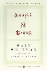 Walt Whitman's Leaves of Grass - Walt Whitman (author), Harold Bloom (introduction)