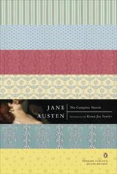 Jane Austen: The Complete Novels - Austen, Jane / Fowler, Karen Joy