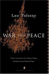 War and Peace - Tolstoy, Leo Nikolayevich / Briggs, Anthony / Figes, Orlando