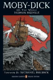 Moby-Dick, English edition - Herman Melville