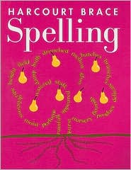 Harcourt School Publishers Spelling: Consumable Student Edition Grade 6 2000 - Harcourt School Publishers Staf