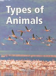 Types of Animals - Harcourt School